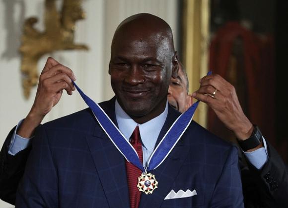 Джордан и двама голфъри в топ 20 на най-богатите знаменитости в САЩ