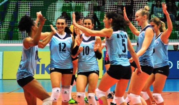 Ева Янева и Саръйер напред на 1/4-финалите за Купата на Турция