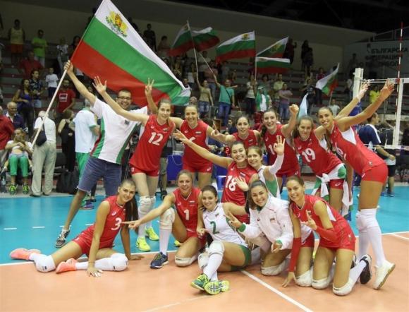 Женският национален отбор изпраща успешна 2016-а година