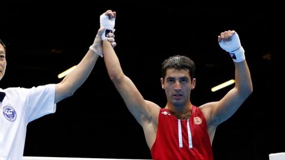 Миша Алоян ще се бори в КАС за олимпийския медал