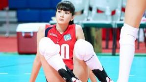 Волейболистка стана секссимвол на Азия