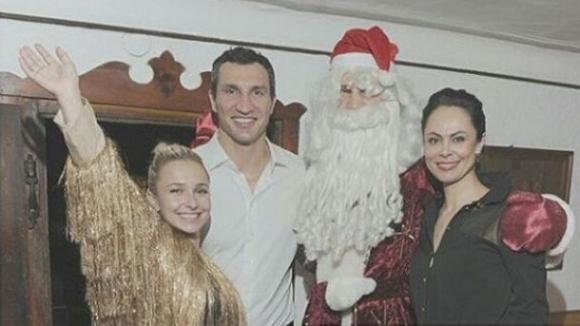 Братя Кличко посрещнаха заедно Нова година в Австрия