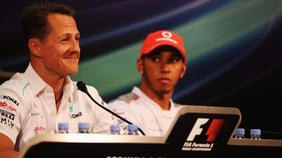 Рос Браун: Не можеш да сравняваш Хамилтън с Шумахер