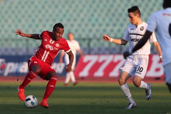 Кулма тръгва с ЦСКА-София за Испания