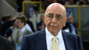 Адриано Галиани: Милан е като Роки Балбоа