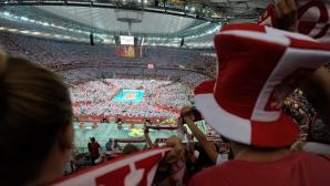 Пуснаха в продажба билетите от груповата фаза на Евроволей 2017 в Полша!