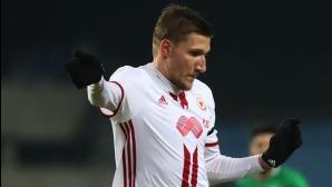 Чужди отбори искат Преслав Йорданов