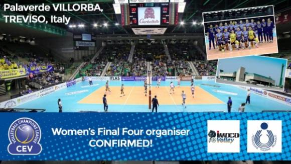Италия взе и финалите на Шампионската лига при жените