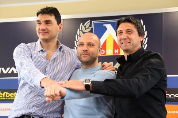 Владо Николов: Левски не е само спорт – това са идеали (видео)