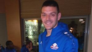 Ботев (Враца) подписва с Иво Малинов