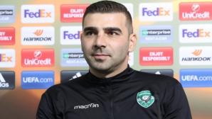 Владо Стоянов: Нека бат' Венци да играе