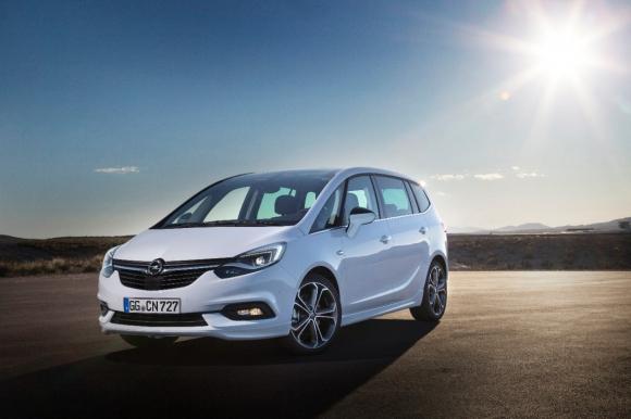 Opel Zafira – за всекиго по нещо