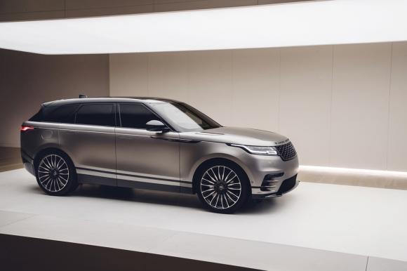 Velar: Най-новият член в семейството на Range Rover