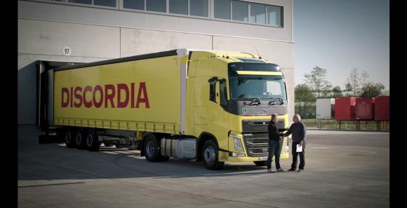 Президентът на Volvo Trucks за Европа прави курсове с български шофьори (Видео)