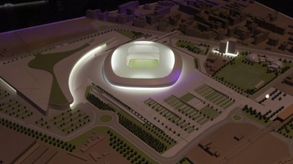 Фиорентина представи проекта си за нов стадион