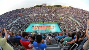Куритиба приема финалите от Световната лига през 2017 година
