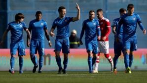 Петев записа най-убедителната си победа начело на Динамо (Загреб)
