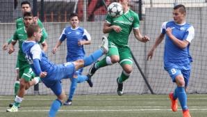 Юношите на Лудогорец с нова впечатляваща победа над Левски