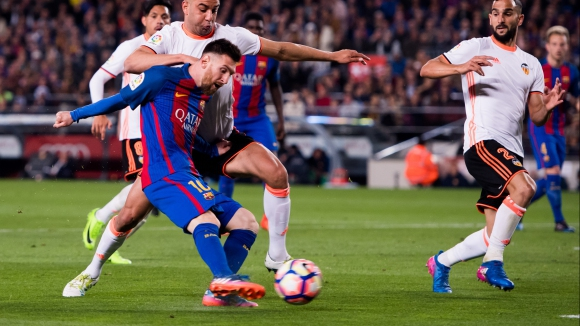 Еспаньол се засегна заради Меси: В Барселона сме политеистични