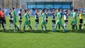 Хазуров повали Вихрен с два гола