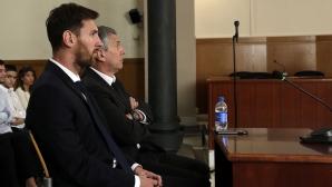 Възобновяват делото срещу Меси 3 дни преди Ел Класико