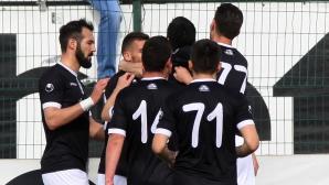 Само тримата национали не тренират в Локомотив (Пловдив)