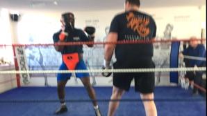 Тайсън Фюри се завърна на ринга (снимки)