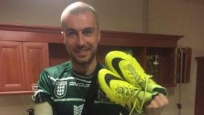 Български бранител се връща в игра за Пелистер на Шенсой