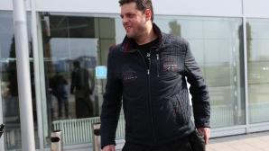 Константинов: Искам да видя на живо състезатели, които ме интересуват (видео)
