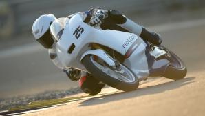 Peugeot стартира в Moto3