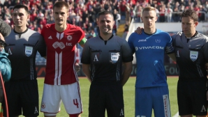 ЦСКА-София връща и Чорбаджийски в титулярния състав