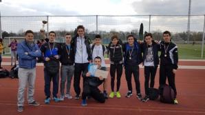 Осем училища премериха сили на атлетически състезания в Община Варна