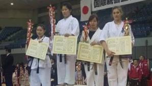 Националите по карате киокушин с 2 бронзови медала от СК в Япония