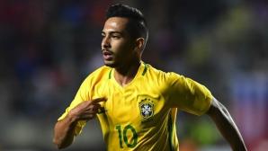Реал Мадрид набеляза бразилски талант
