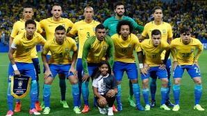 Официално: Бразилия е първият отбор, който се класира на Мондиал 2018