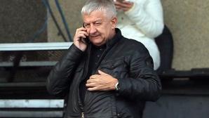 Крушарски: Явно в Пловдив има настроения срещу мен