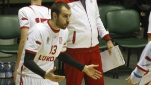 Валентин Братоев: Уважавам волейболистите на ЦСКА, но отпадане от тях ще значи провал