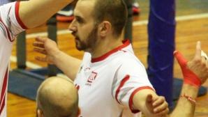 Георги Братоев: В никакъв случай не очакваме лесна победа в серията (видео)