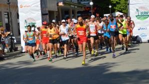 Силна конкуренция във второто издание на маратона на Стара Загора