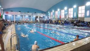 Турнир по плуване в София през следващия уикенд