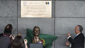 Майсторът на статуята на Кристиано отговори на гаврите