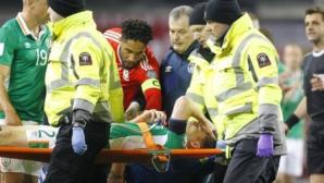 ФИФА започна наказателна процедура срещу Нийл Тейлър