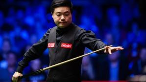 Дин продължава да е надеждата на Китай за титла
