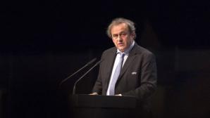 Платини: Блатер искаше да умре като шеф на ФИФА