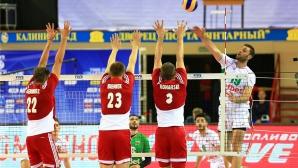 България започва срещу Полша на турнира в Световната лига във Варна