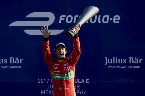 Лукаш ди Граси грабна победата във Формула Е, изпреварвайки всеки един пилот