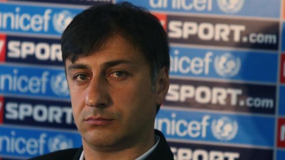 Треньорът на Септември призна, че Румен Чандъров е изготвил проект за нов стадион