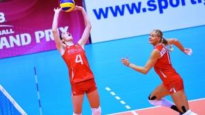 Страшимира Симеонова: Още не съм за националния