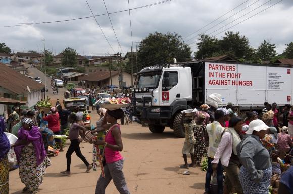 Renault Trucks отиват на нова мисия в Етиопия по линия на ООН