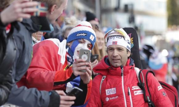 Оле Ейнар Бьорндален: Може да се състезавам до 70 години